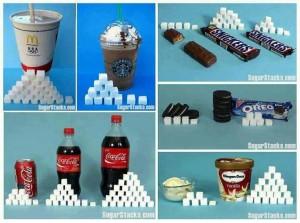 砂糖は麻薬です。